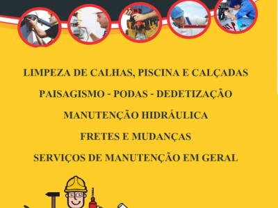 MONTEIRÃO Manutenção e Serviços Gerais